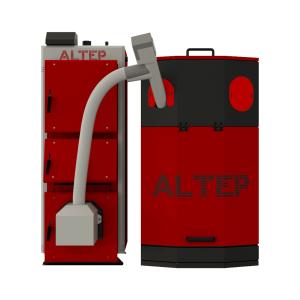 Пеллетный котел Альтеп Duo Uni Pellet 27 кВт
