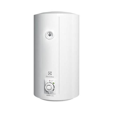 Электрический водонагреватель ELECTROLUX AXIOmatic Slim объемом 30 л с настенным вертикальным монтажом