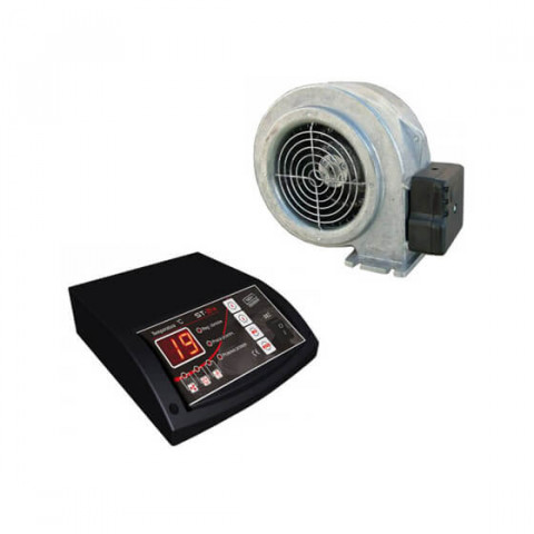 Tech ST24 + WPA120 Автоматика и вентилятор