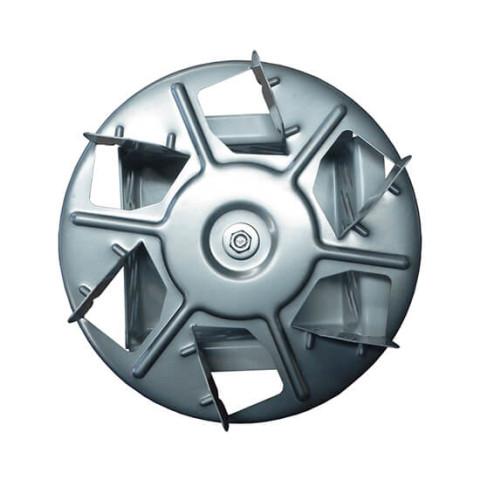 Вытяжной вентилятор R2E 180 CG82 для пиролизного котла