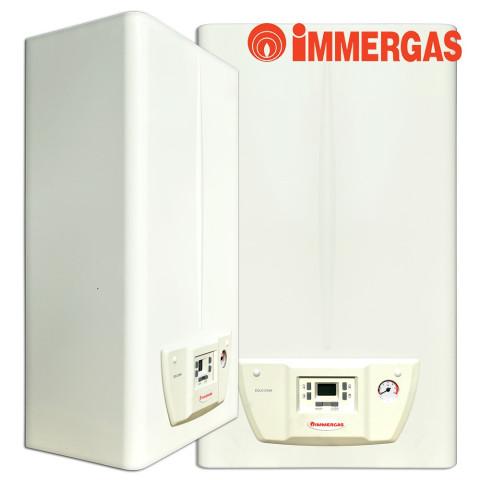 Газовый котел Immergas Eolo Star 24 4 Е 24 кВт турбированный