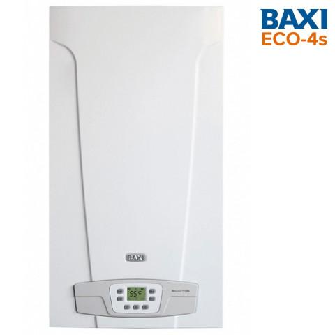 Газовый котел BAXI ECO Four 1.140 i одноконтурный, дымоходный