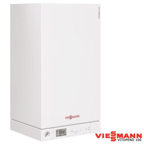 Газовый котел Viessmann Vitopend 100 (турбированный, одноконтурный) 29 кВт