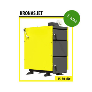 Шахтный котел Kronas JET 30 кВт