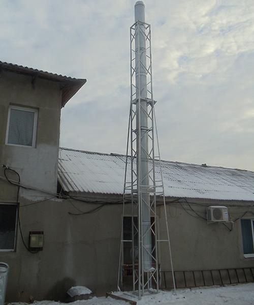 п.г.т. Гонтарево - Склад (установка радиаторов) фото №1