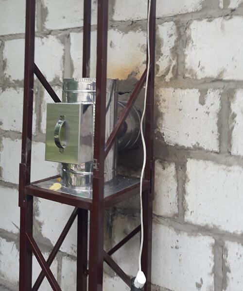 п.г.т. Бабаи - Дом (переоборудование котла) фото №6