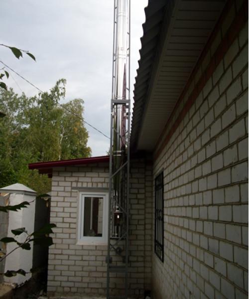 c. Ракитное - Дом (установка котла) фото №3