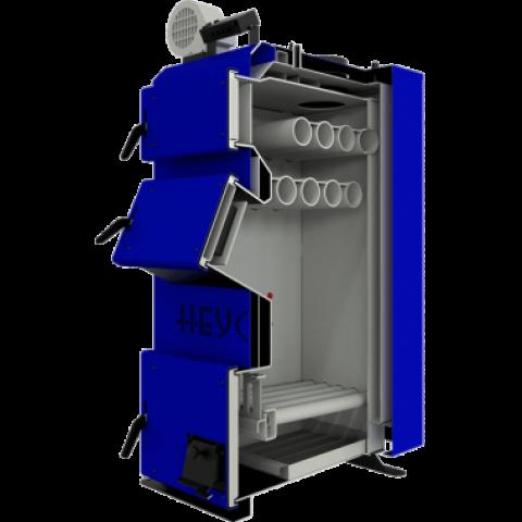 Твердотопливный котел НЕУС-В 10 кВт c автоматикой