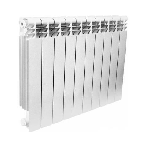 Алюминиевый радиатор ESPERADO INTENSO  (межосевое расстояние - 500 мм, глубина секции - 80 мм)