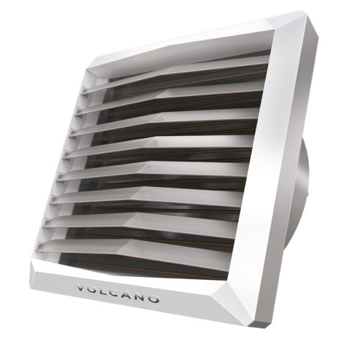 Тепловентилятор VOLKANO VR2  (8-50 кВт) . Макс. расход воздуха 4850 м³/ч.