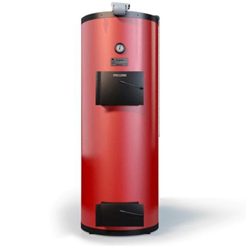 Твердотопливный котел длительного горения SWaG 30 кВт D на дровах, брикетах. С автоматикой.