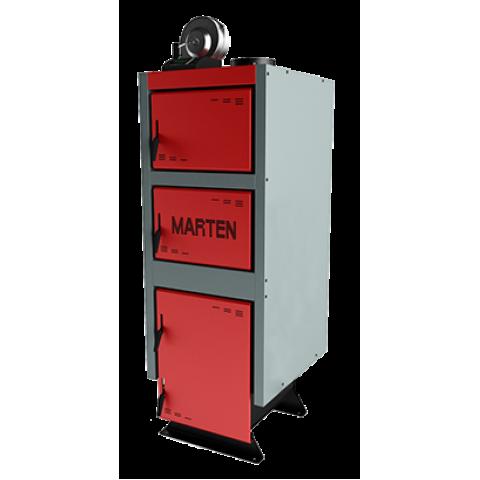 Твердотопливный котел Marten Comfort МС-12 с автоматикой